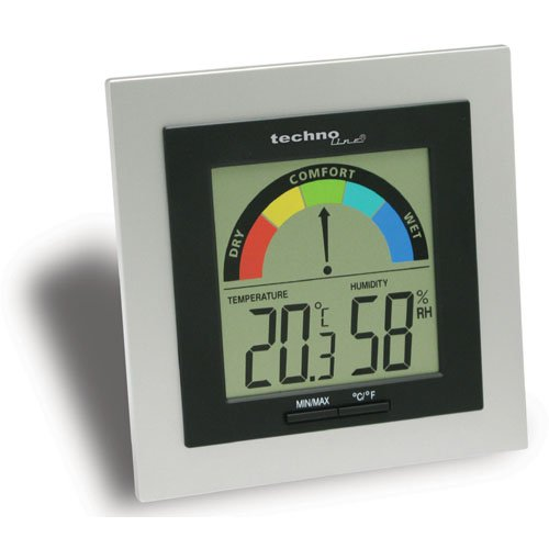 Hygrometer Technoline RV Visuell